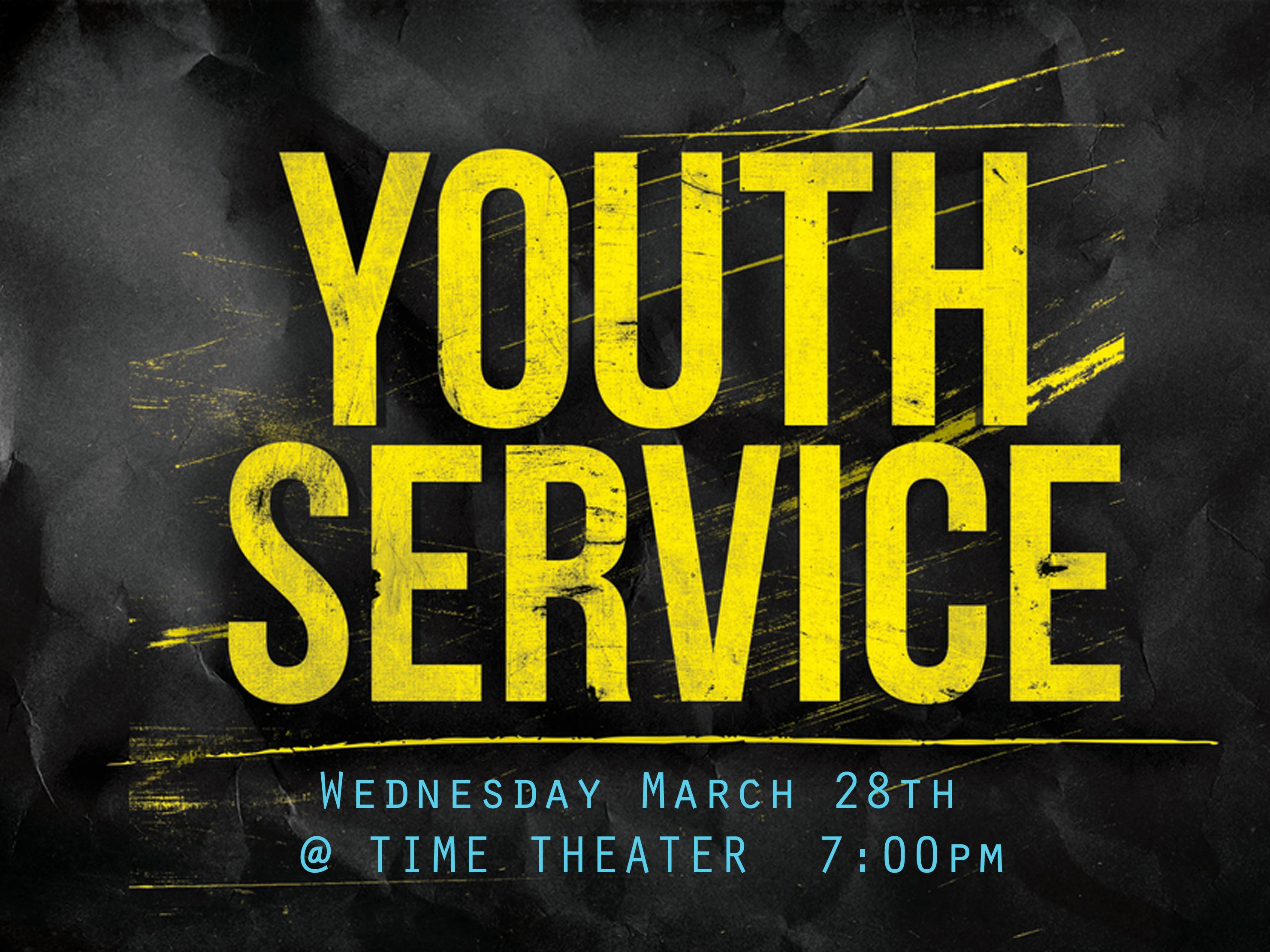 youth service apr2