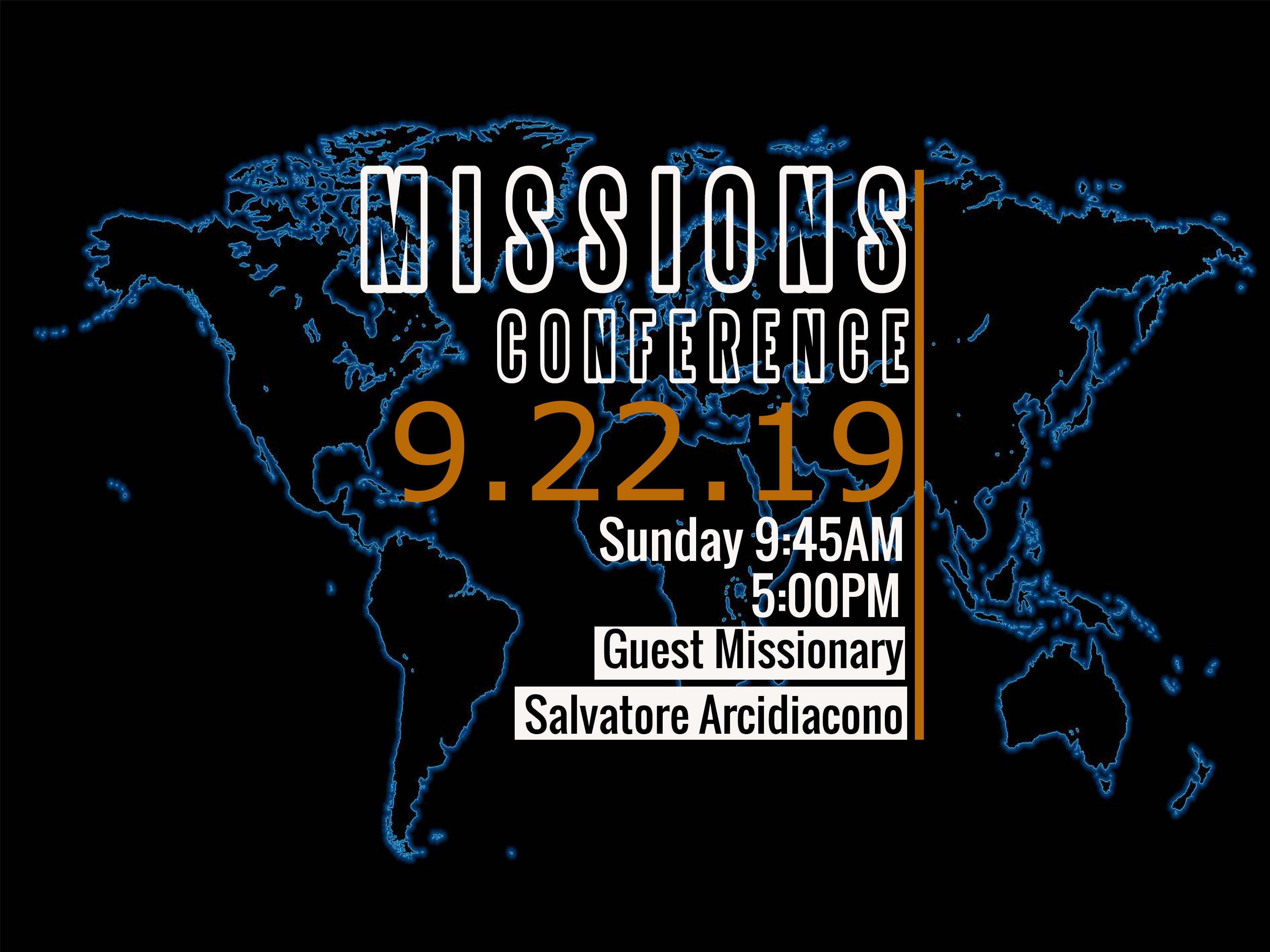 missions conferencence2019
