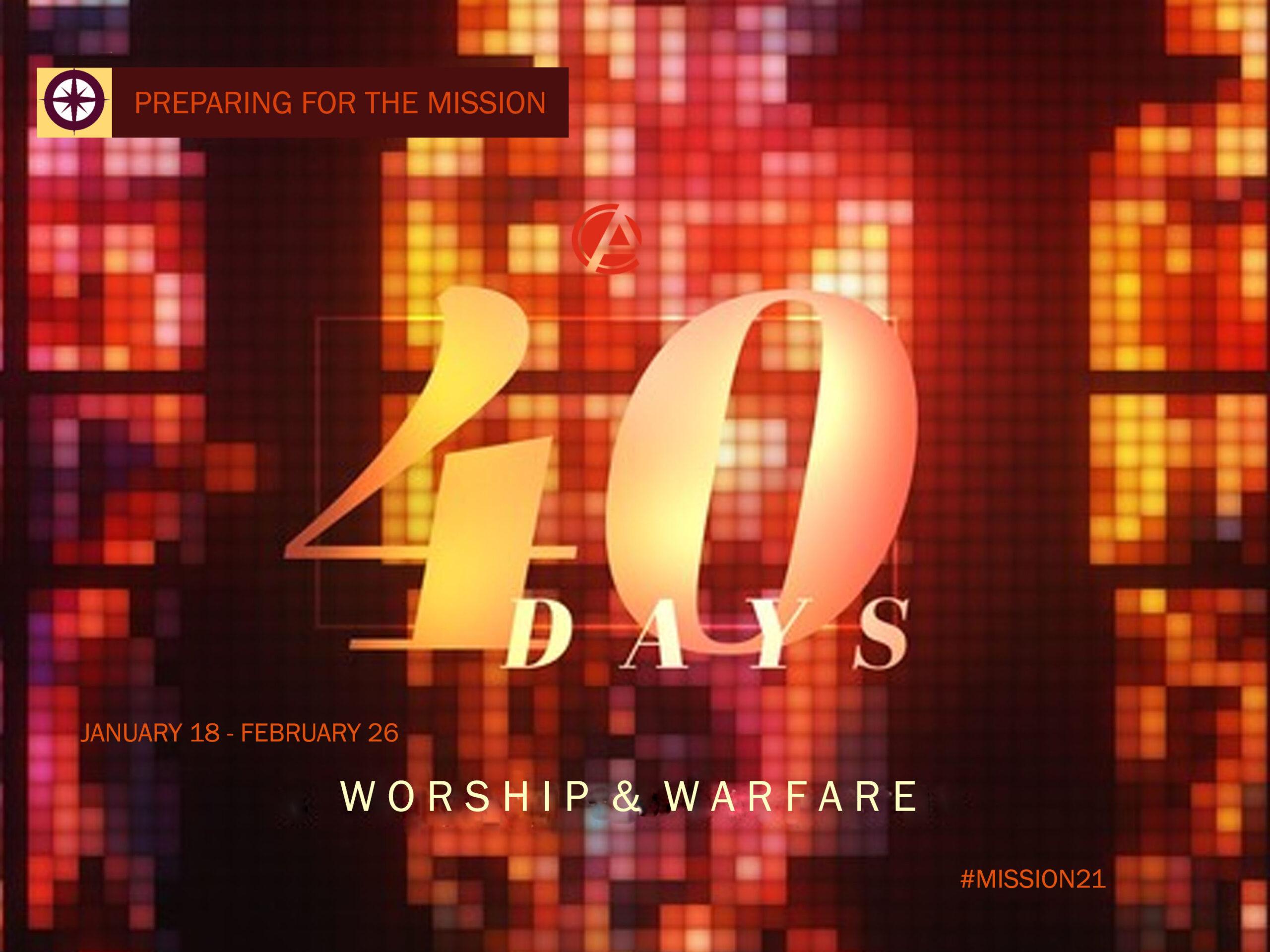 40 days2021