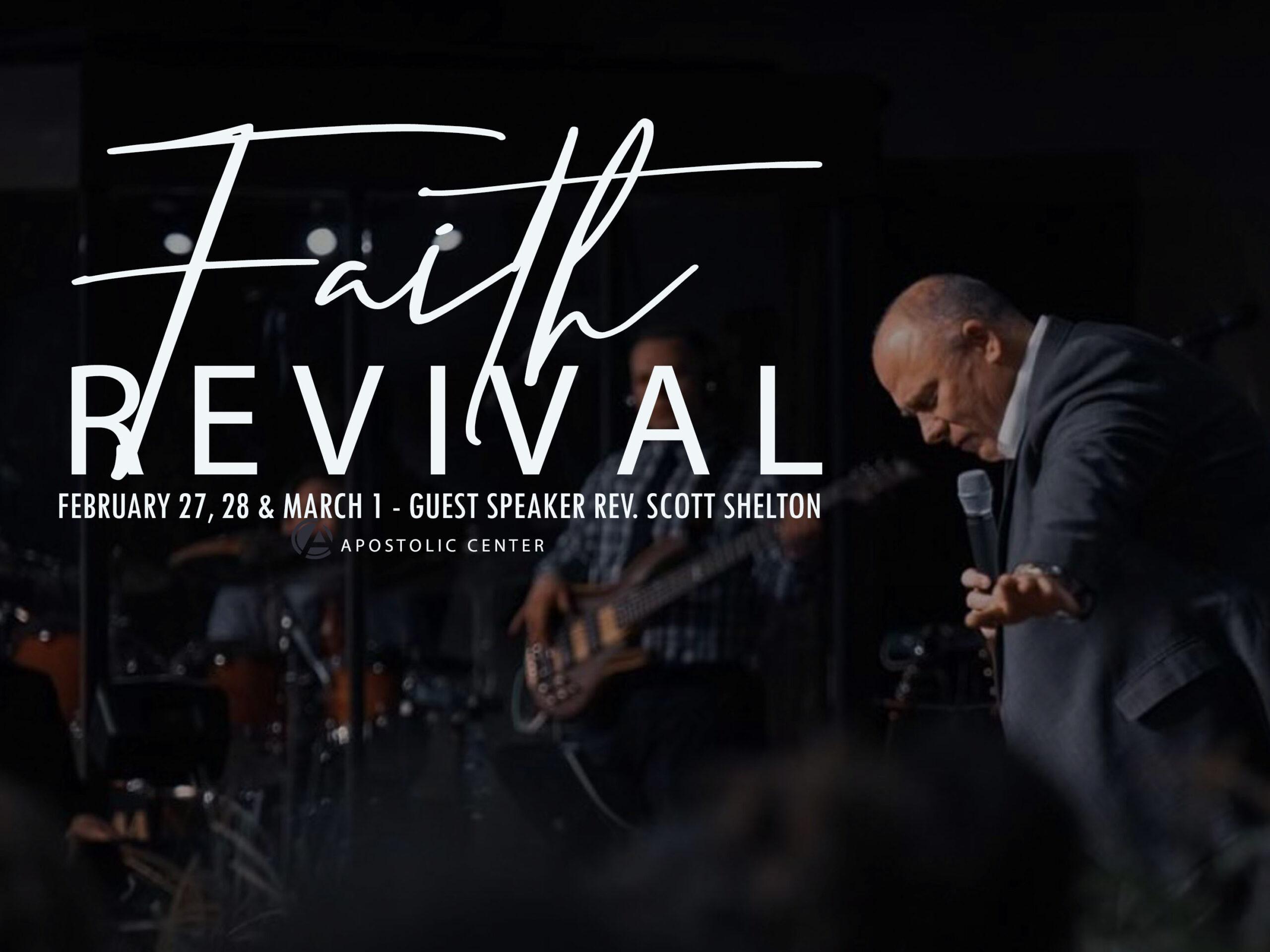 faith revival 2021