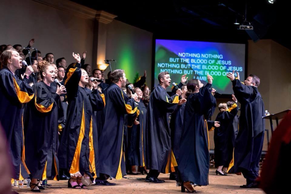 Dynamic Worship
